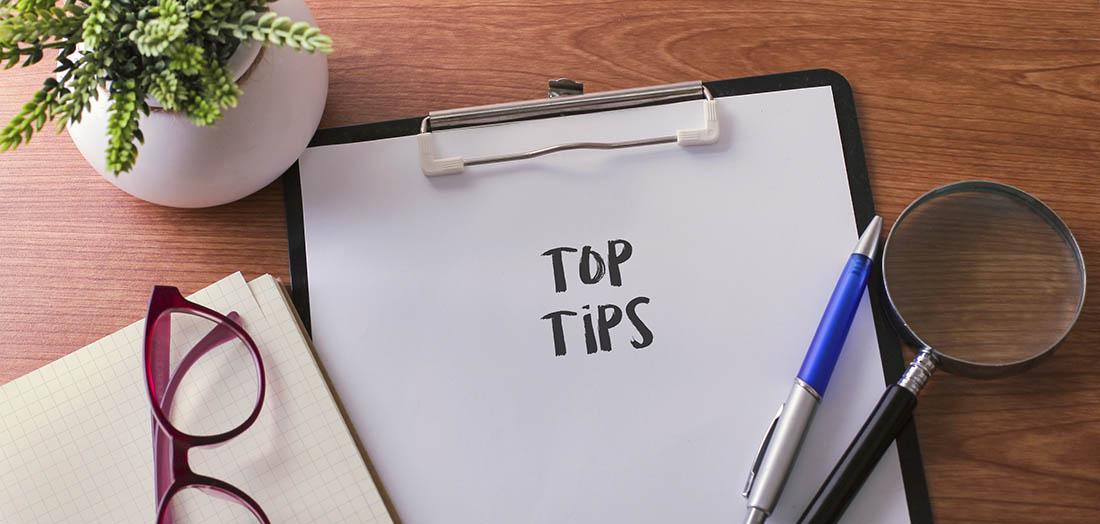 8 CV tips når du er klar for nye utfordringer!