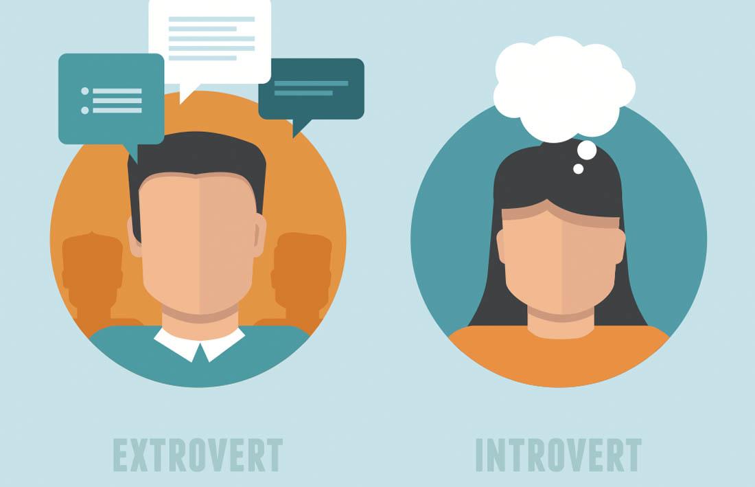 Introvert og ekstrovert i arbeidslivet